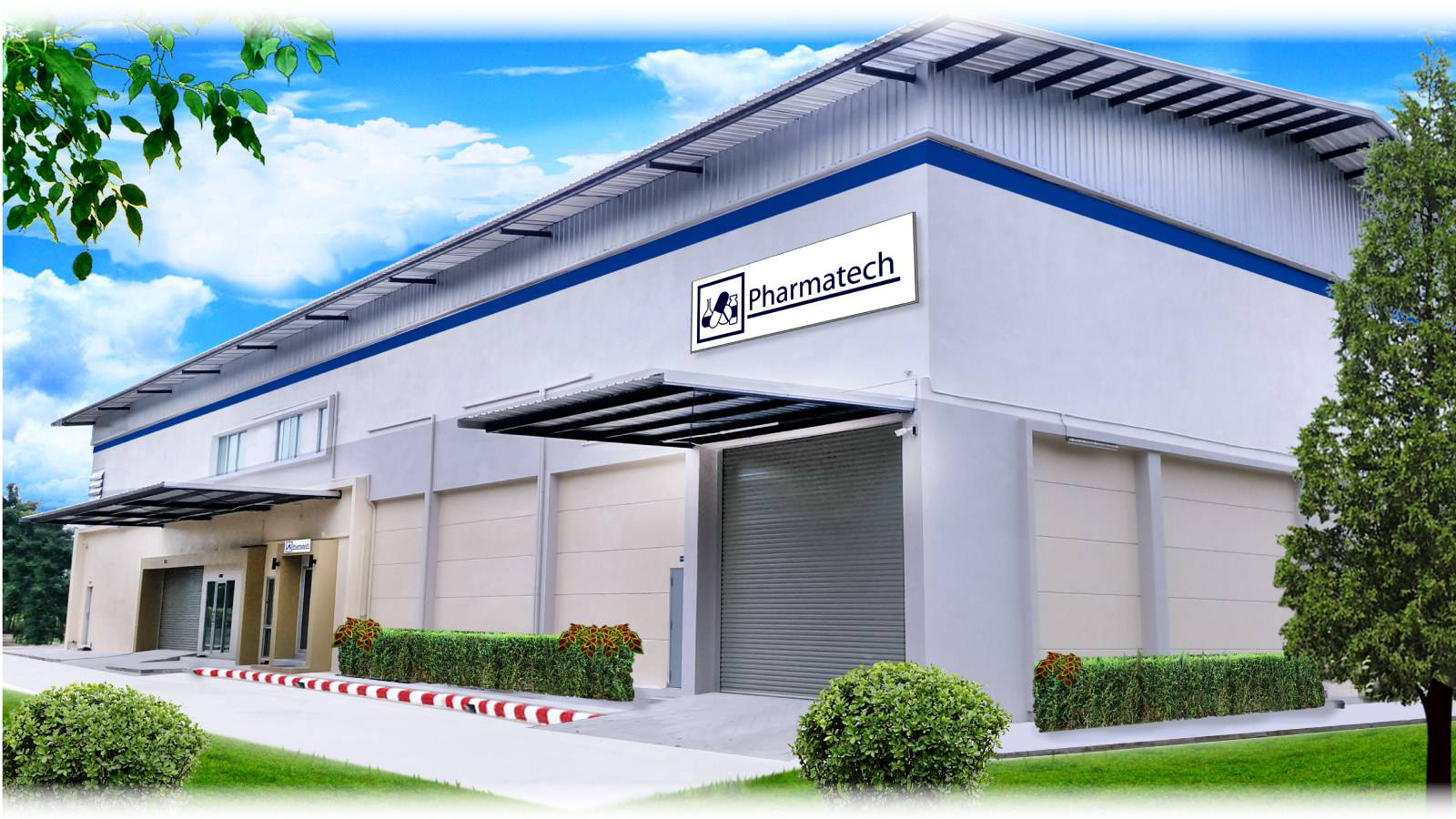 PHARMATECH BANDNER